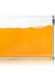 Недорогие -420 мл портативный стильный a5 ноутбук плоская бутылка bpa бесплатно memobottle путешествия чашка пластиковая бутылка воды drinkware