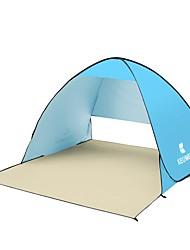 economico -KEUMER 2 persone Tenda Igloo da spiaggia Singolo Tenda da campeggio Tenda ripiegabile per Spiaggia Viaggi CM