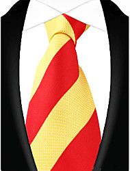 13 Kinds Jacquard Party Casual Polyester Men's Neck Tie Necktie