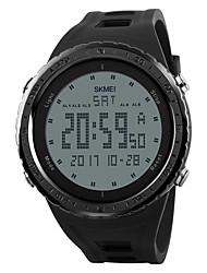 Недорогие -SKMEI Муж. Для мужчин Спортивные часы Армейские часы Модные часы Наручные часы электронные часы Японский Цифровой Будильник Календарь