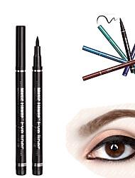 Недорогие -Карандаши для глаз Инструменты для макияжа Ручки и карандаши Водонепроницаемый Составить 1 pcs Глаза Повседневные Повседневный макияж Водонепроницаемость Цветной глянец Покрытие косметический