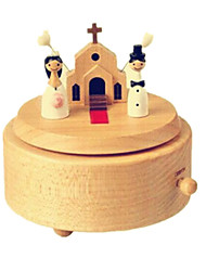cheap -Jeancard Music Box Classic Rotating Kid's Adults Kids Gift Unisex