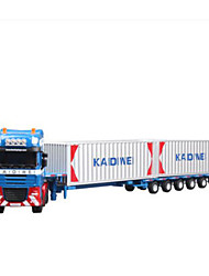 cheap -KDW Cargo Truck Toy Truck Construction Vehicle Toy Car Plastic Kid's Toy Gift