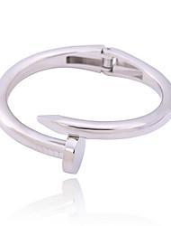 cheap -Women's Bracelet Bangles - Fashion Bracelet Gold / Silver For Wedding Party Gift