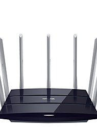 TP-LINK Smart Wireless Router 2200Mbps 11AC Gigabit fiber Dual Band wifi Router TL-WDR8400 Chinese Version