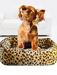 preiswerte -Katze Hund Betten Haustiere Matten & Polster Leopard Weich Leopard Für Haustiere