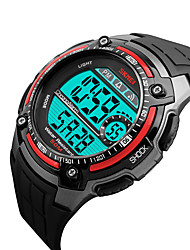 cheap -Smartwatch YY1211 for Long Standby / Water Resistant / Water Proof / Multifunction Stopwatch / Alarm Clock / Chronograph / Calendar