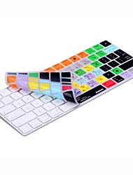 Недорогие -Xskn® ableton live suite shortcut силиконовая клавиатура для волшебной клавиатуры версия 2015 (раскладка us / eu)
