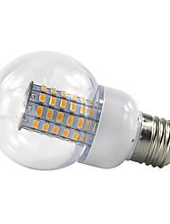 cheap -4.5W E27 LED Globe Bulbs 69 SMD 5730 420 lm Warm White Cold White K AC85-265 V