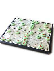 Jeu d'échecs Jouets Jouets Style Chinois Jouets Style Chinois Pièces Non spécifié Enfant Cadeau