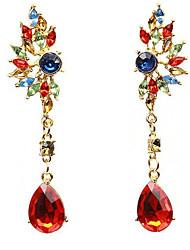 cheap -Women's Drop Earrings Fashion Acrylic Resin Alloy Geometric Jewelry Birthday Daily Bikini