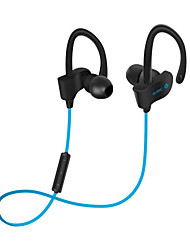 cheap -In Ear Wireless Headphones Plastic Sport & Fitness Earphone HIFI with Volume Control with Microphone Headset