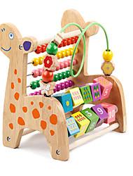 Недорогие -Ксилофон / Музыкальная игрушка Музыкальные инструменты Веселье деревянный Детские Универсальные Подарок