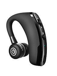 cheap -Handsfree Business Bluetooth Headset With Mic Voice Control Wireless Bluetooth Earphone Headphone Sports Music Earbud