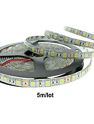cheap -12V 60W 6000LM IP65 Waterproof Resistance LED Strips Available color is White/Blue/Red/Yellow
