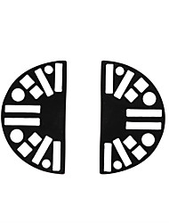 Недорогие -Жен. Серьги-гвоздики Бижутерия Геометрия Euramerican Мода Простой стиль Сплав Геометрической формы Бижутерия Новогодние подарки Свадьба