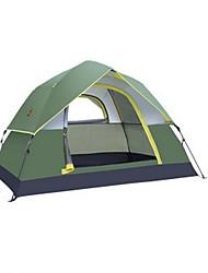 CAMEL 2 persone Tenda Doppio Tenda da campeggio Una camera Tenda automatica per Campeggio Viaggi CM
