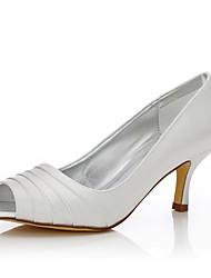 economico -Da donna-scarpe da sposa-Matrimonio Tempo libero Ufficio e lavoro Formale Serata e festa-Comoda Club Shoes Scarpe tingibili-A stiletto-