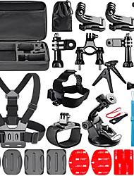 cheap -Accessory Kit For Gopro Multi-function Foldable Adjustable All in One Convenient For Action Camera Gopro 6 All Action Camera Gopro 5
