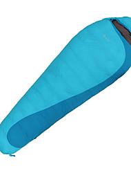 Schlafsack Mumienschlafsack Einzelbett(150 x 200 cm) 0 Enten QualitätsdauneX80 Drinnen warm halten Wasserdicht