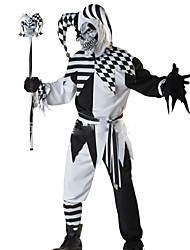 cheap -Skeleton / Skull Angel / Devil Monster Cosplay Cosplay Costume Male Halloween Carnival Day of the Dead Festival / Holiday Halloween
