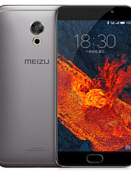 abordables -MEIZU Meizu Pro6 Plus Global Version 5.7 pulgada Smartphone 4G (4GB + 64GB 12mp Exynos 8890 3400mAh mAh)
