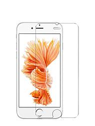 abordables -Para el iphone de la manzana 6 más 6s más protector delantero de la pantalla 0.26mm 9h dureza 2.5d película de la protección de la