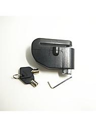 cheap -Motorcycle lock electric car lock mountain bike alarm lock disc lock lock disc lock burglar alarm accessories