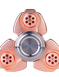 Fidget Spinner Toy Made of Titanium Alloy Ceramic Bearing Spinning Time High-Speed Random Color