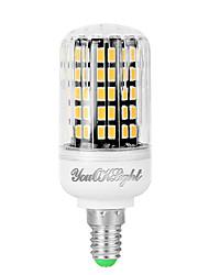 economico -6W E12 LED a pannocchia T 108 SMD 5733 550 lm Luce fredda 6000 K V