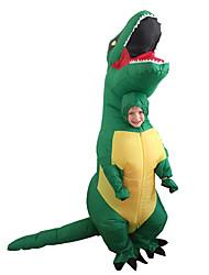 abordables -Dinosaurio Disfrace de Cosplay Accesorios de Halloween Disfraz inflable Cosplay de películas  Leotardo/Pijama Mono Más Accesorios