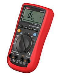 Uni-t ut61e multimètre numérique à haute fiabilité pc connect ac dc tension mètre données maintien mode relatif 22000 comptes retenue