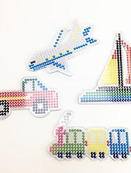 Puzzle Petites Voitures Art & Dessin Jouet Educatif Camion Train Jouets Avion Traîne Bateau Camion A Faire Soi-Même Non spécifié Enfant
