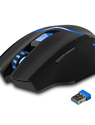 economico -2.4 g fotoelettrico backlight game mouse 2400dpi compatibile con win xp / vista / win 7/8 / me / 2000 / mac os