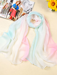 cheap -Women's Cute Party Casual Polyester Chiffon Rectangle