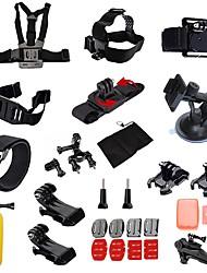 Caméra d'action / Caméra sport Sacs Trépied Multifonction Pliable Ajustable Tout en un Pratique Pour Caméra d'action Gopro 6 Tous Xiaomi