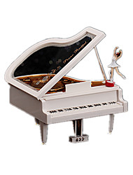cheap -Music Box Toys Large Size Piano Plastic Pieces Unisex Gift