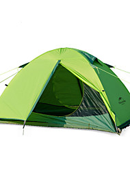 Naturehike 2 persons Tent Double Camping Tent One Room Fold Tent Keep Warm Foldable for Camping Aluminium Nylon CM