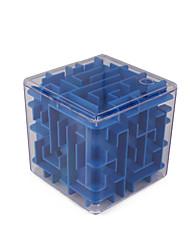 Cubi Palline Gioco educativo Puzzle Labirinto Giocattoli Giocattoli Quadrato 3D Non specificato Unisex Pezzi