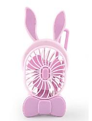 La nuova carica mini fan portatile fan porte usb piccoli studenti di coniglio piccolo ventola ventilatori aria condizionata 5 v