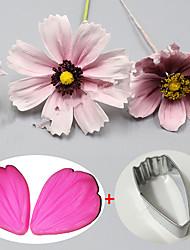abordables -Moule de Cuisson Fleur Gâteau Acier inoxydable A Faire Soi-Même Haute qualité