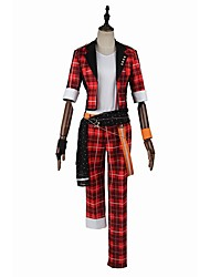 cheap -Inspired by Cosplay Cosplay Video Game Cosplay Costumes Cosplay Suits Cosplay Tops/Bottoms Fashion Coat Blouse Pants Gloves Belt More