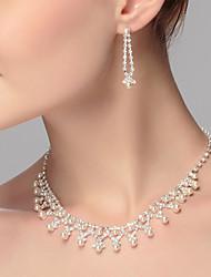 abordables -Femme Perle Collier court / Ras-du-cou  -  euroaméricains Imitation de perle Blanc Colliers Tendance Pour Mariage Soirée Occasion spéciale