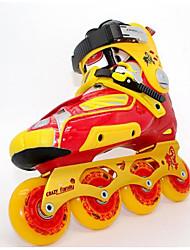 Unisex Inline Skates AdjustableYellow