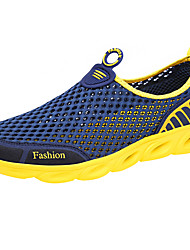Men's Mesh Summer Loafers Fashion Sneakers Slip on Walking Sports Casual Shoes Athletic Trainer Breathable Outdoor Running Shoes Comfort flats