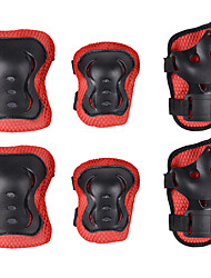 Kids Reinforced Knee Support for Skating Leisure Sports Muscle support Easy dressing 1set Casual Sports Outdoor Rubber Foam Insulation