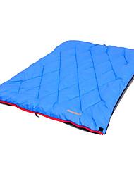 preiswerte -Schlafsack Doppelter Schlafsack -5°C Wasserdicht Extraleicht(UL) Atmungsaktivität 190 Camping & Wandern Camping Reisen Draußen Drinnen