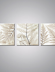 Stretched Canvas Print Abstract Modern,Three Panels Canvas Horizontal Print Wall Decor For Home Decoration