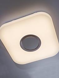 baratos -Moderno/Contemporâneo Tradicional/Clássico Regulável LED Dimmable Com Controle Remoto Montagem do Fluxo Luz Ambiente Para Sala de Estar