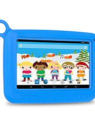 billiga -M7132 7 tum Android Tablet (Android 4.4 1024 x 600 Quad Core 512MB+8GB) / TFT / Micro USB / TF-Kortplats / Hörlursuttag 3.5mm